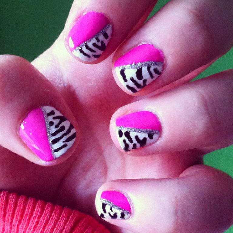 Iniciación decoración de uñas