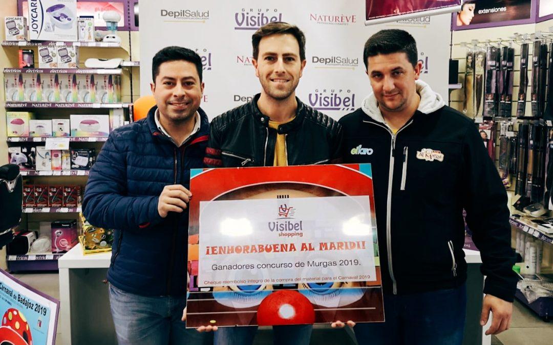 Entrevistamos a Al Maridi en Visibel Shopping Badajoz